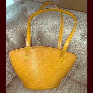 Louis Vuitton Saint Jacques Epi shoulder bag